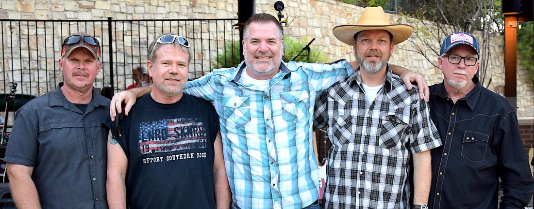 texas the band